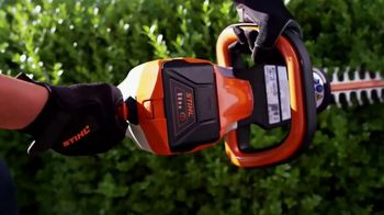 STIHL TV Spot, 'Pick Your Power: Fuel and Battery Blowers' - Thumbnail 2