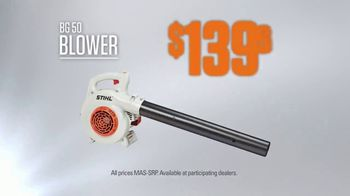STIHL TV Spot, 'Pick Your Power: Fuel and Battery Blowers' - Thumbnail 7