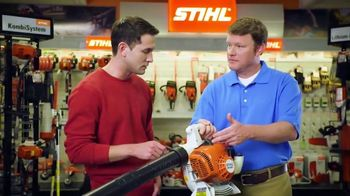STIHL TV Spot, 'Pick Your Power: Fuel and Battery Blowers' - Thumbnail 9