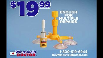 Windshield Doctor TV Spot, 'Professional Repairs' - Thumbnail 7