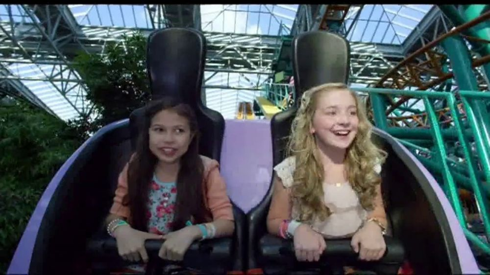 Nickelodeon Universe Tv Commercial This Is Insane
