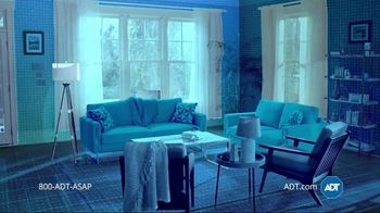 ADT Home Security System TV Spot, 'Standing Watch'