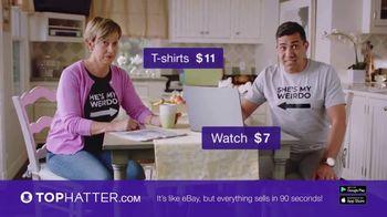 Tophatter TV Spot, 'Testimonial' - 5350 commercial airings