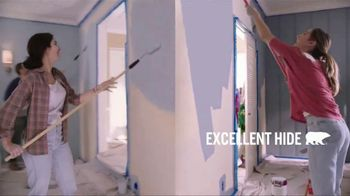 BEHR PREMIUM PLUS Interior TV Spot, 'Ordinary vs. Overachiever' - Thumbnail 2