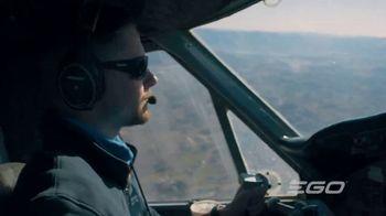 EGO String Trimmer TV Spot, 'Skydiving' - Thumbnail 1