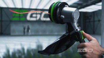 EGO String Trimmer TV Spot, 'Skydiving' - Thumbnail 10