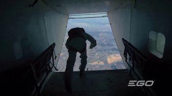 EGO String Trimmer TV Spot, 'Skydiving' - Thumbnail 2