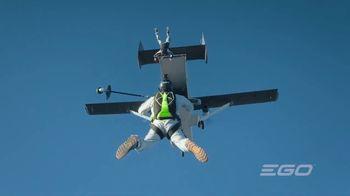 EGO String Trimmer TV Spot, 'Skydiving' - Thumbnail 3