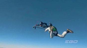 EGO String Trimmer TV Spot, 'Skydiving' - Thumbnail 4