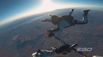 EGO String Trimmer TV Spot, 'Skydiving' - Thumbnail 5