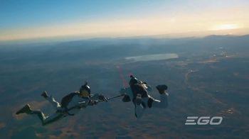 EGO String Trimmer TV Spot, 'Skydiving' - Thumbnail 7