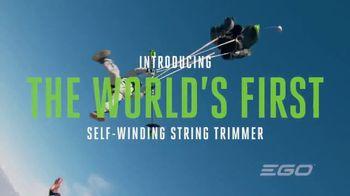 EGO String Trimmer TV Spot, 'Skydiving' - Thumbnail 9