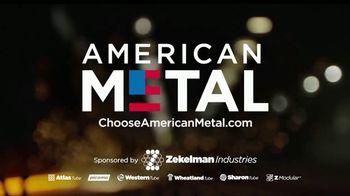 American Metal TV Spot, 'Choose American Metal' - Thumbnail 10