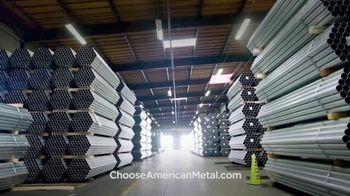 American Metal TV Spot, 'Choose American Metal' - Thumbnail 6