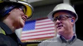 American Metal TV Spot, 'Choose American Metal' - Thumbnail 8