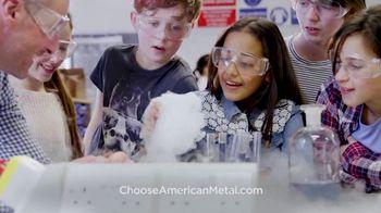American Metal TV Spot, 'Choose American Metal' - Thumbnail 9