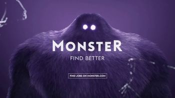 Monster.com TV Spot, 'Foot in the Door' - Thumbnail 7