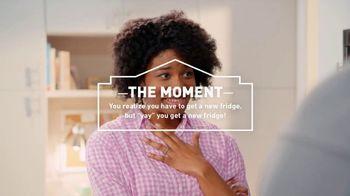 Lowe's TV Spot, 'The Moment: New Fridge' - Thumbnail 4