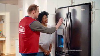 Lowe's TV Spot, 'The Moment: New Fridge' - Thumbnail 6