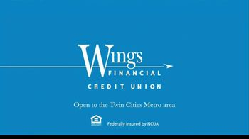 Wings Financial Credit Union TV Spot, 'Take a Number' - Thumbnail 10