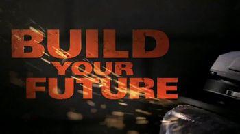 RIDGID TV Spot, 'Build Your Future'