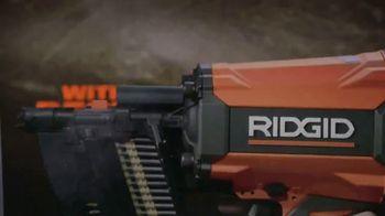 RIDGID TV Spot, 'Build Your Future' - Thumbnail 3