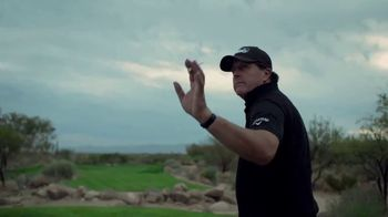 Callaway Chrome Soft TV Spot, 'The Ball is Different' Feat. Sergio Garcia - Thumbnail 1