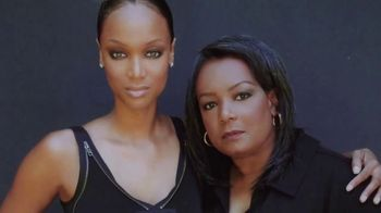 Tyra Banks & Carolyn London