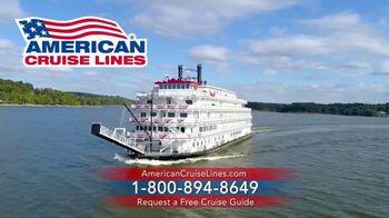 American Cruise Lines TV Spot, 'Legendary Mississippi River' - Thumbnail 10