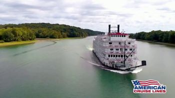 American Cruise Lines TV Spot, 'Legendary Mississippi River' - Thumbnail 2