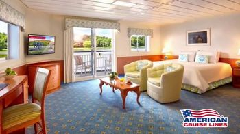 American Cruise Lines TV Spot, 'Legendary Mississippi River'
