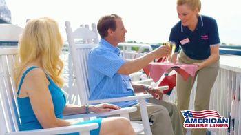 American Cruise Lines TV Spot, 'Legendary Mississippi River' - Thumbnail 4