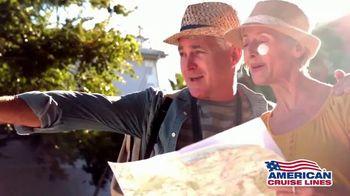 American Cruise Lines TV Spot, 'Legendary Mississippi River' - Thumbnail 7