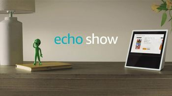 Amazon Echo Show TV Spot, 'Space Fighter' - Thumbnail 10