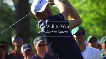 Rolex TV Spot, 'The Will to Win' Featuring Jordan Spieth