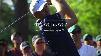 Rolex TV Spot, 'The Will to Win' Featuring Jordan Spieth