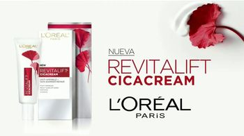 L'Oreal Paris Revitalift Cicacream TV Spot, 'Recomendaciones' [Spanish] - 5 commercial airings
