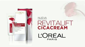 L'Oreal Paris Revitalift Cicacream TV Spot, 'Recomendaciones' [Spanish] - Thumbnail 4