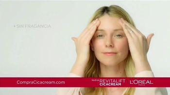 L'Oreal Paris Revitalift Cicacream TV Spot, 'Recomendaciones' [Spanish] - Thumbnail 7