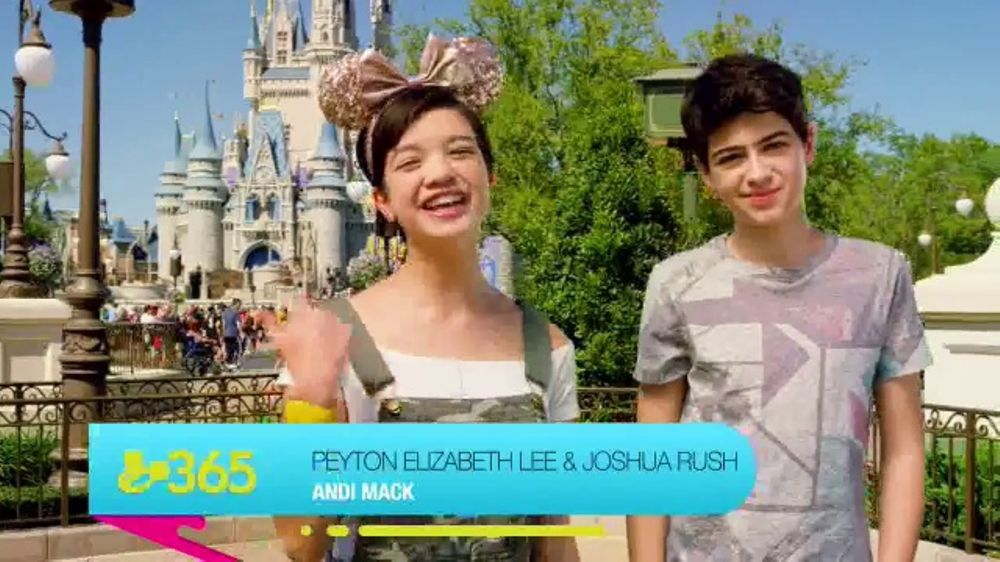Disney Parks & Resorts Incredible Summer TV Commercial, 'Experience'