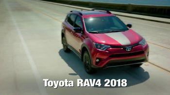 2018 Toyota RAV4 TV Spot, 'Características de seguridad' [Spanish] [T1] - 123 commercial airings