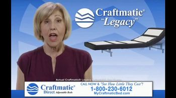 Craftmatic Legacy TV Spot, 'So Much More' - Thumbnail 1