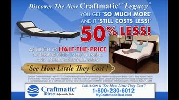Craftmatic Legacy TV Spot, 'So Much More' - Thumbnail 10