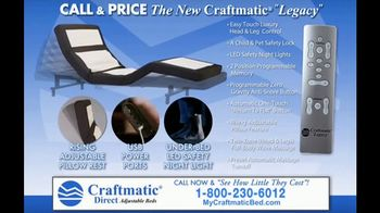 Craftmatic Legacy TV Spot, 'So Much More' - Thumbnail 4