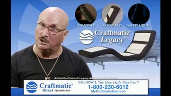Craftmatic Legacy TV Spot, 'So Much More' - Thumbnail 9