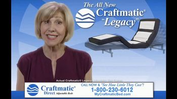 Craftmatic Legacy TV Spot, 'So Much More'