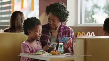 McDonald's Happy Meal TV Spot, 'Nat Geo Kids: Milk Mustache' - 1269 commercial airings