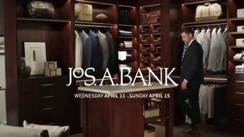 JoS. A. Bank Up to 60 Percent Off Sale TV Spot, 'What You're Looking For' - Thumbnail 1