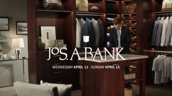 JoS. A. Bank Up to 60 Percent Off Sale TV Spot, 'What You're Looking For' - Thumbnail 2