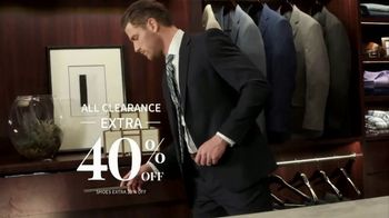 JoS. A. Bank Up to 60 Percent Off Sale TV Spot, 'What You're Looking For' - Thumbnail 8